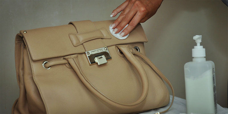 How To Get Oil Out Of A Leather Purse