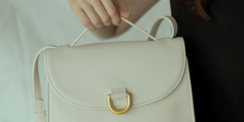 How To Clean White Leather Purse That Turns Yellow