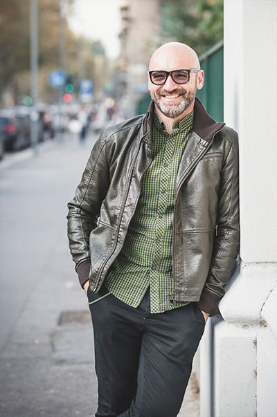 How to Wear a Moto Jacket