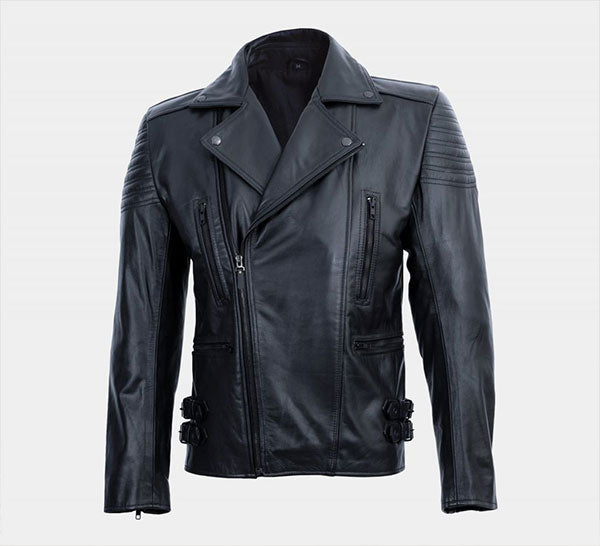 New Year Gift: Double Rider Leather Jacket