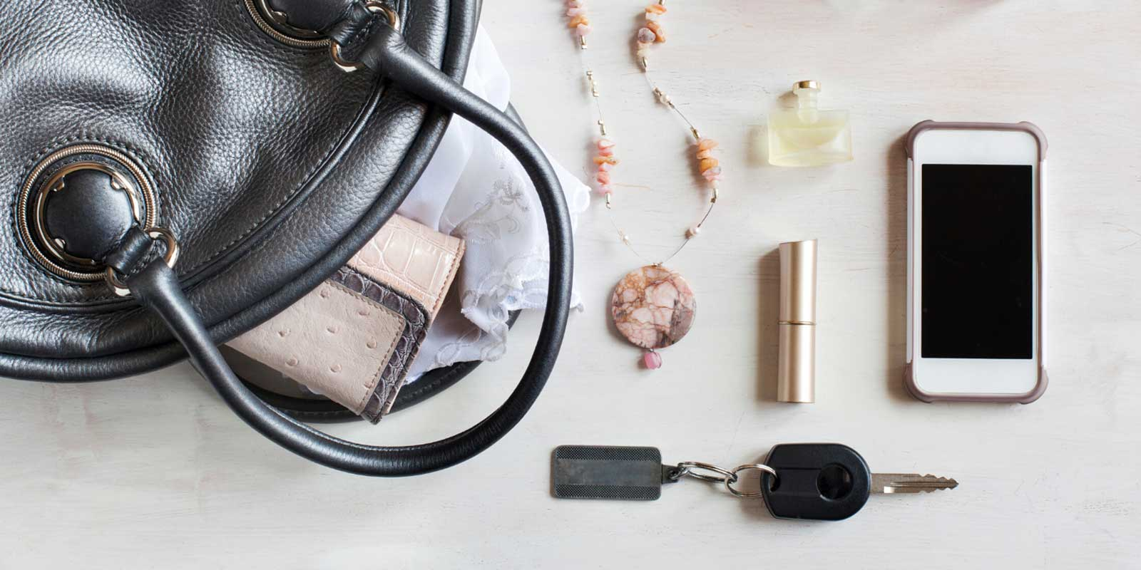 Purpose of a Large Leather Purse