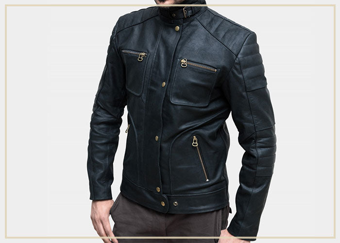 Luxury Leather Jackets