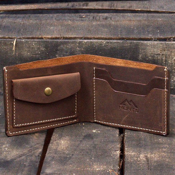 Altit Men's Bifold Leather Wallet