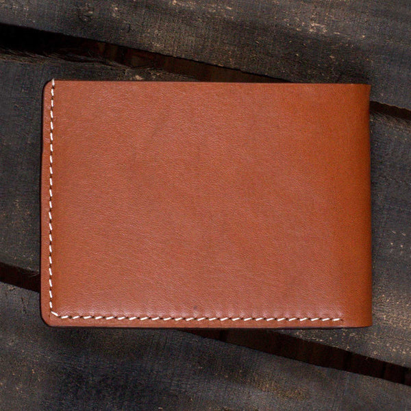 Altit Tan Brown Leather Wallet