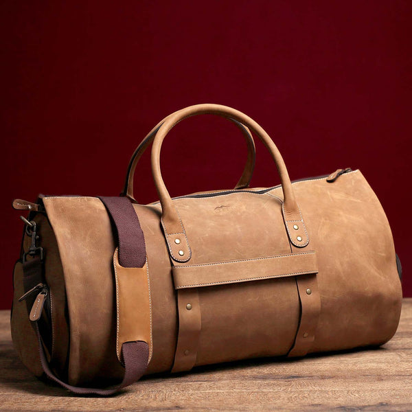Batura Round Carry On Bag