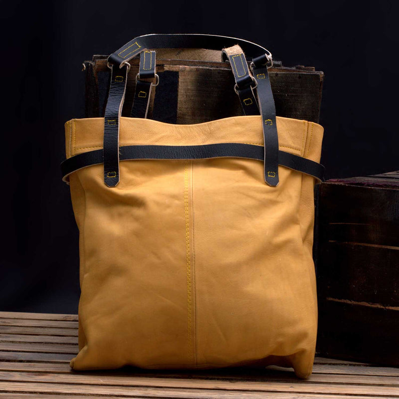 Birir Extra Large Leather Tote