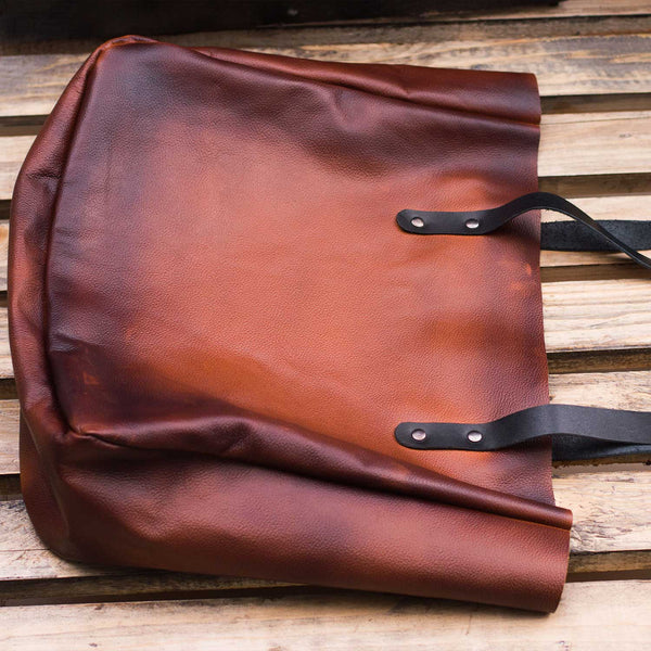 Kel Waxed Women's Laptop Tote
