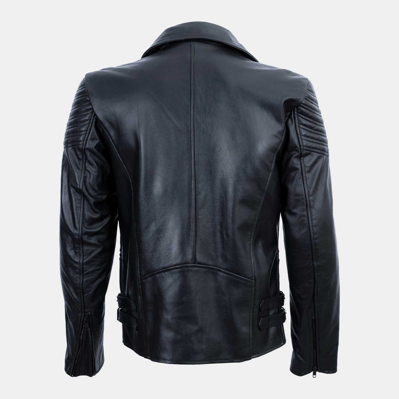 Naltar Double Rider Leather Jacket