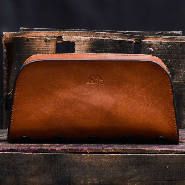 Passu Personalized Luxury Toiletry Bag