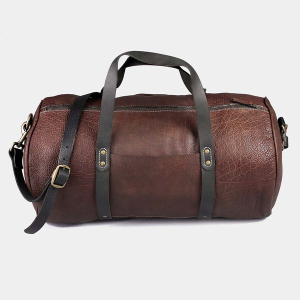 Shangrila Maroon Men Weekender Bag