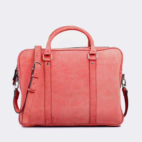 Utror Leather Briefcase For Women