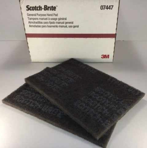 3m scotch bright pad fine detailing pad