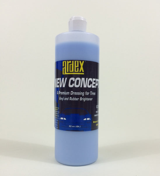 tire shine vinyl rubber dressing ardex new concept ardex automotive and marine detailing supply. Black Bedroom Furniture Sets. Home Design Ideas