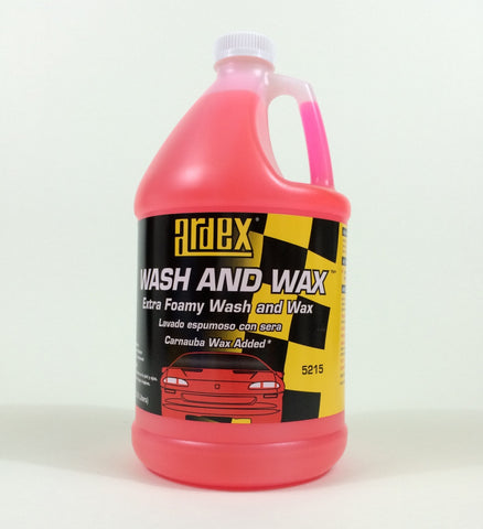 Ardex Wash & Wax Extra Foamy Concentrate 5215