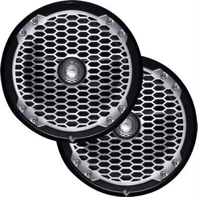 Rockford Fosgate PM282W Punch Automotive - Marine Speaker - Black