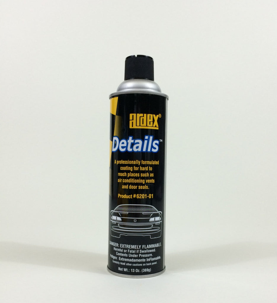 car car interior detailing Ardex Details interior coating cleaner