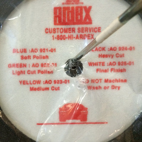 Ardex A1924-01 Foam Pad - Heavy Cut