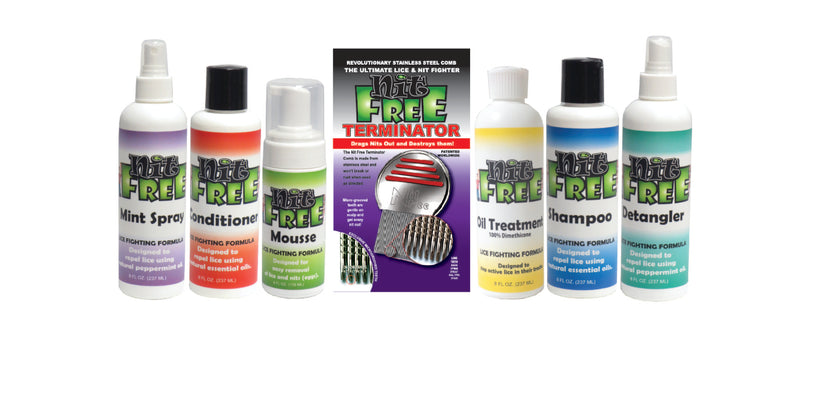 Head lice Products