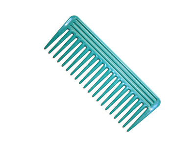 "6""Wide Tooth Detangling Comb"