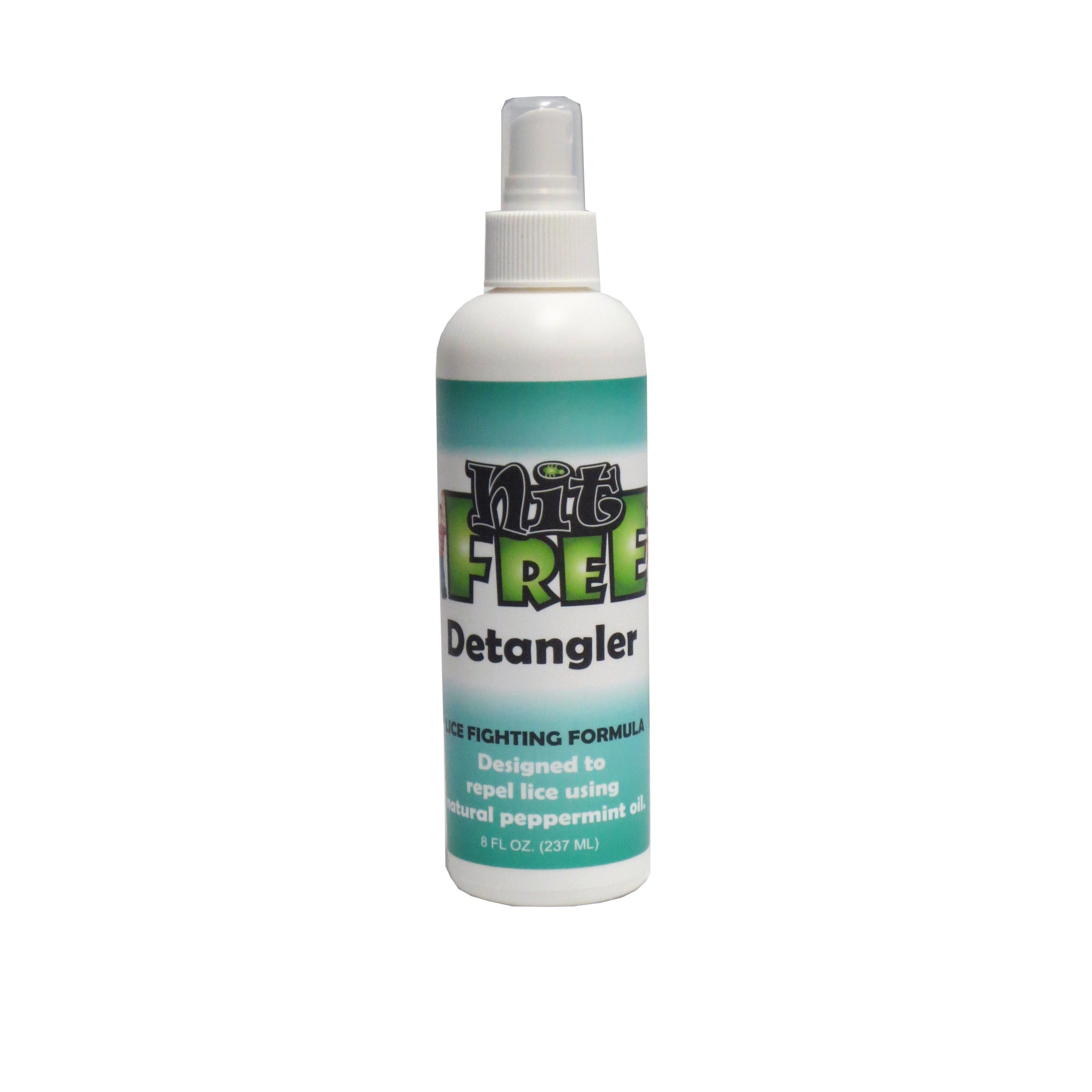 Nit Free Peppermint Detangling Spray