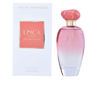 UNICA CORAL edt vaporizador 100 ml
