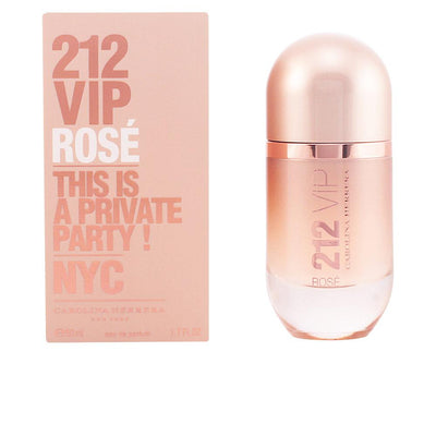 212 VIP ROSe edp vaporizador 50 ml
