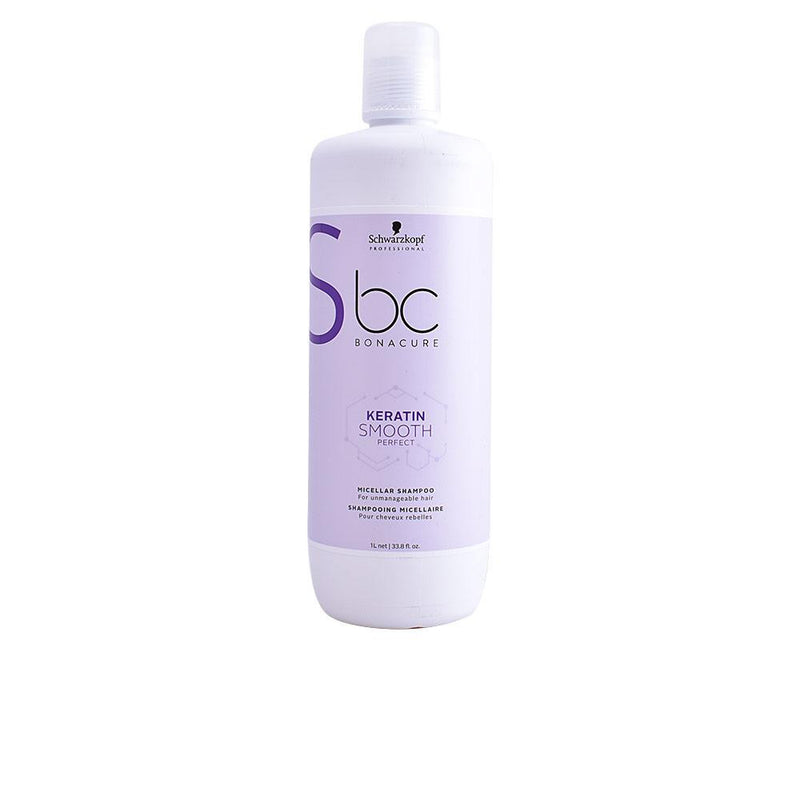 BC KERATIN SMOOTH PERFECT micellar shampoo 1000 ml