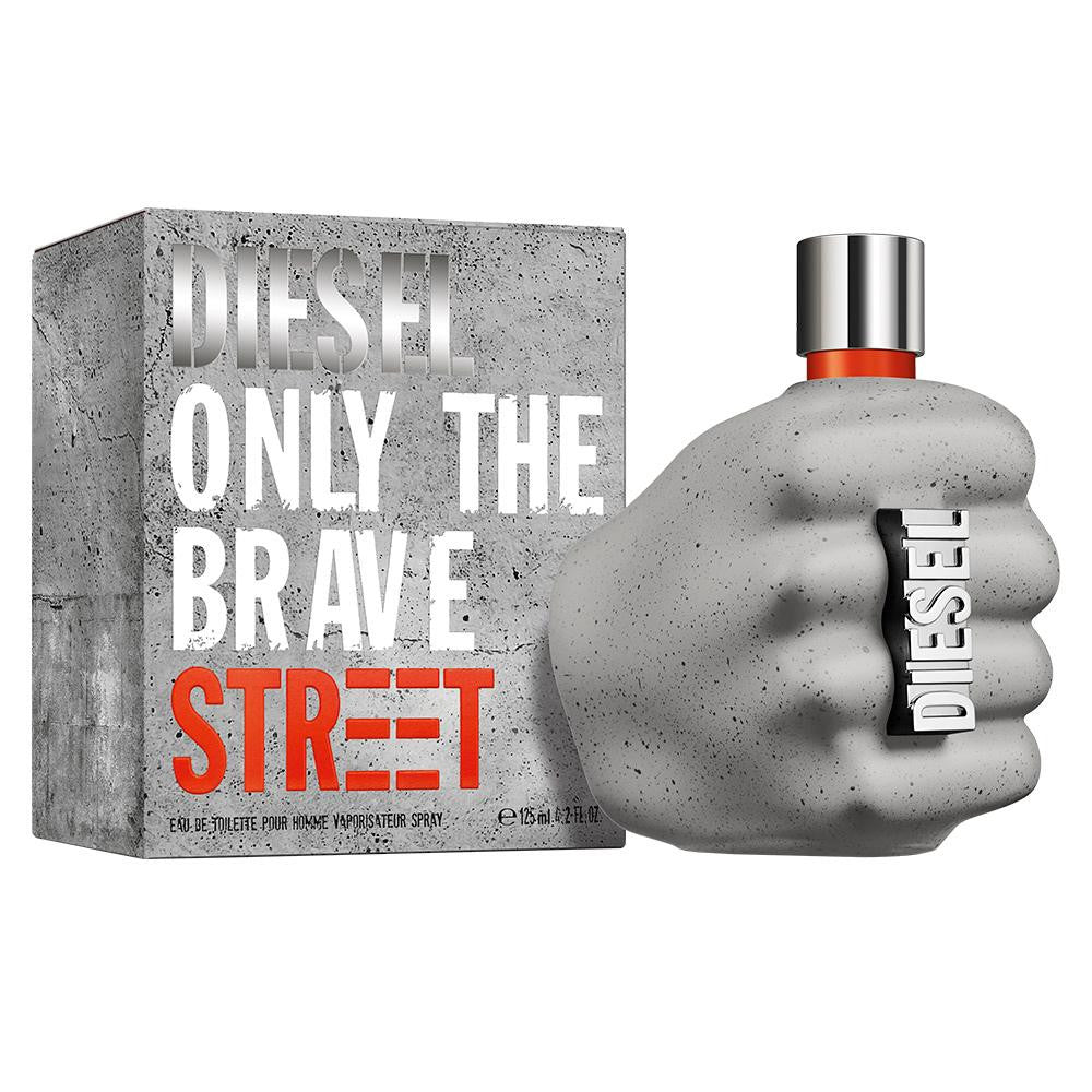ONLY THE BRAVE STREET edt vaporizador 125 ml