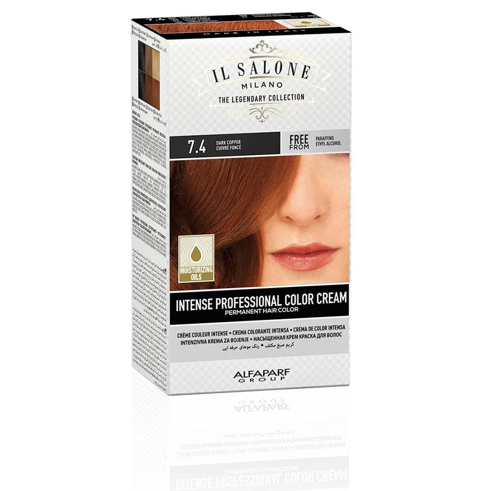 INTENSE PROFESSIONAL COLOR CREAM permanent hair color 74