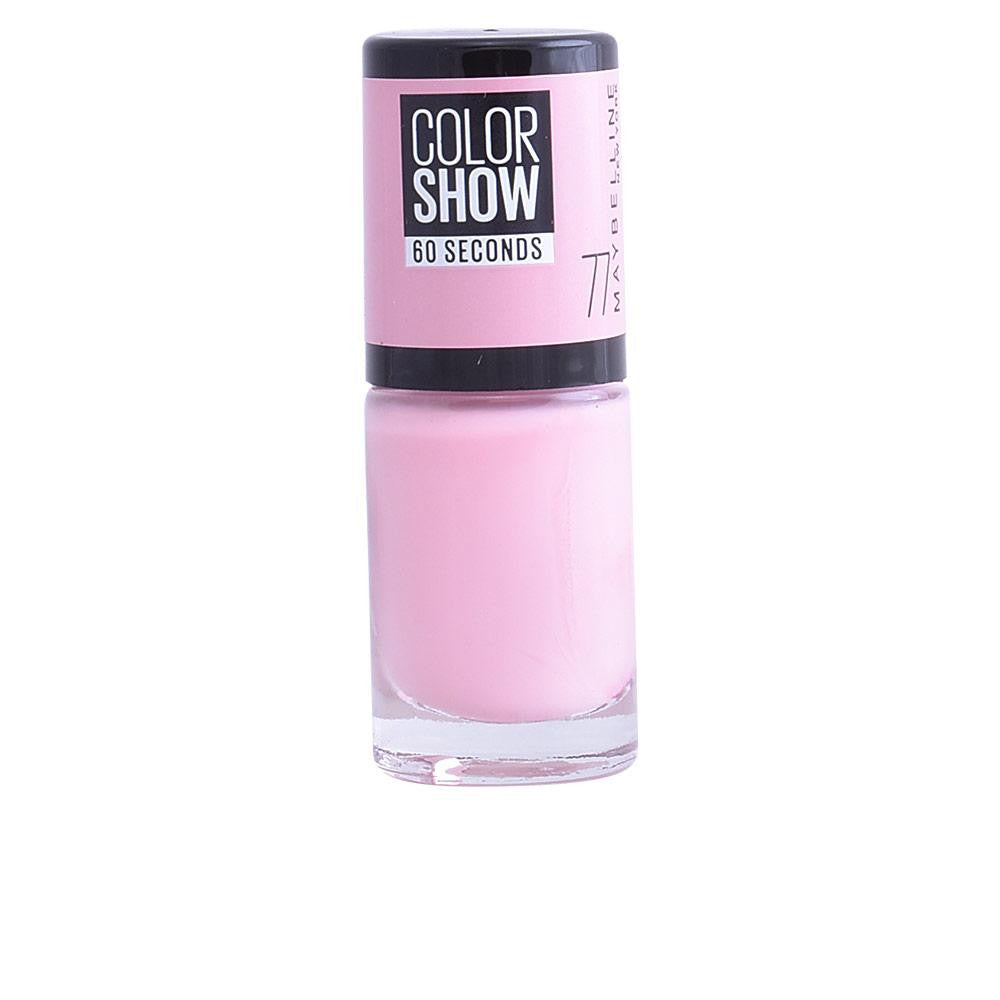 COLOR SHOW nail 60 seconds 77 nebline