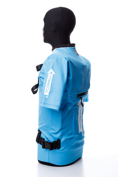 UP Vest - 4 Pull Water Safety Inflation Vest