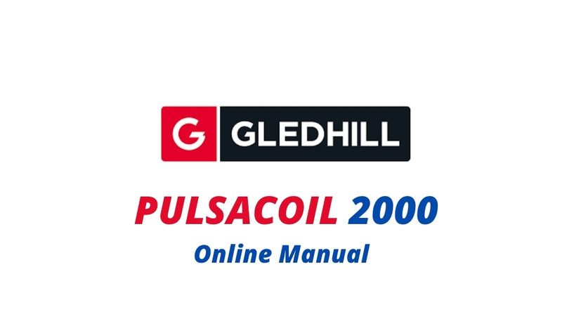 Gledhill PulsaCoil 2000 Design Installation and Servicing Instructions