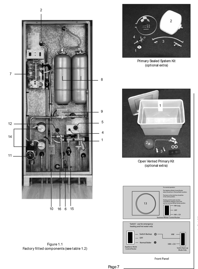 Gledhill-Accolade -A-Class -Design-Installation- and-Servicing-Instructions-07