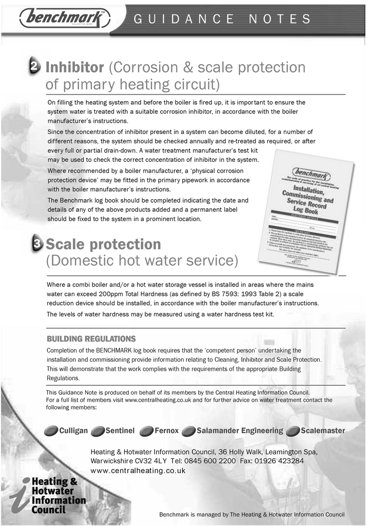 Gledhill-Accolade -A-Class -Design-Installation- and-Servicing-Instructions-42