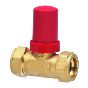 Honeywell Home Compression Start Auto Bypass Valve 22mm