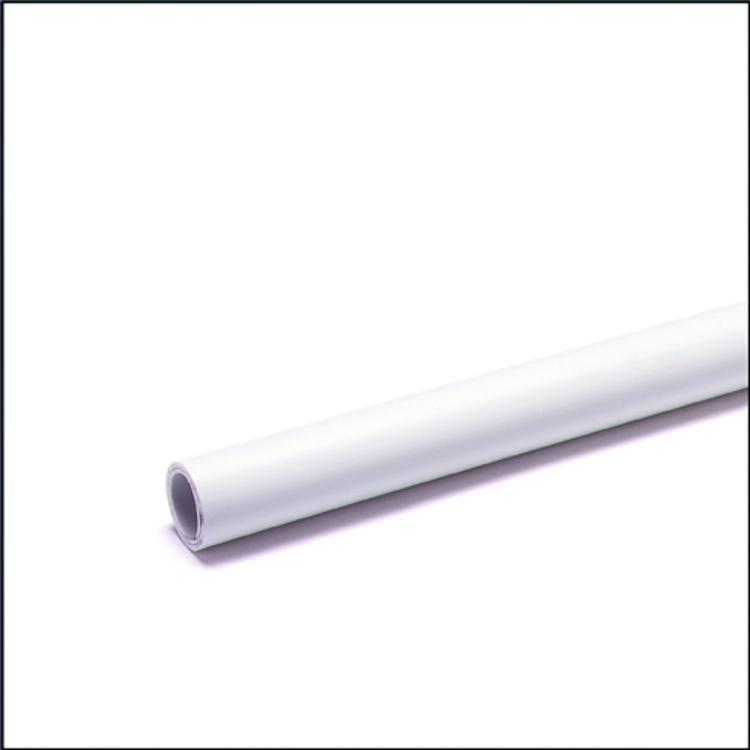 Hep2O Straight Barrier Pipe White 15mm x 6m HXX06/15W