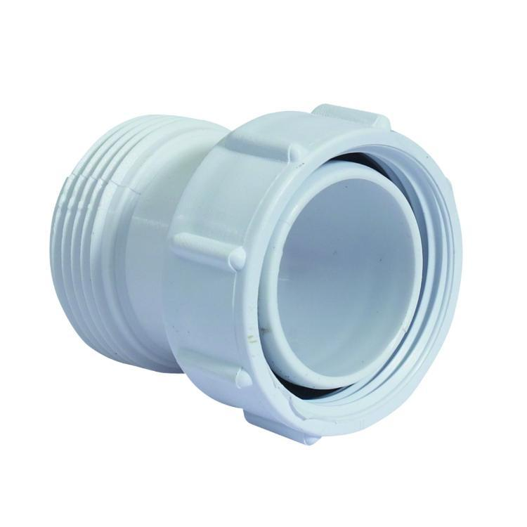 McAlpine Coupling White 38mm x 50mm T12A2