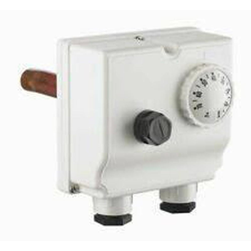 Gledhill Stainlesslite Horizontal Control & Overheat Thermostat Superseded By XG212 (XG168)-Supplieddirect.co.uk