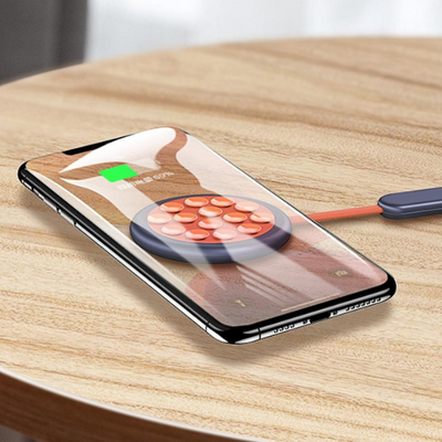 Wireless Suction Charger