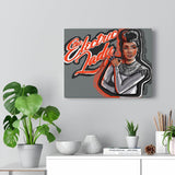 Electric Lady Canvas Gallery Wraps