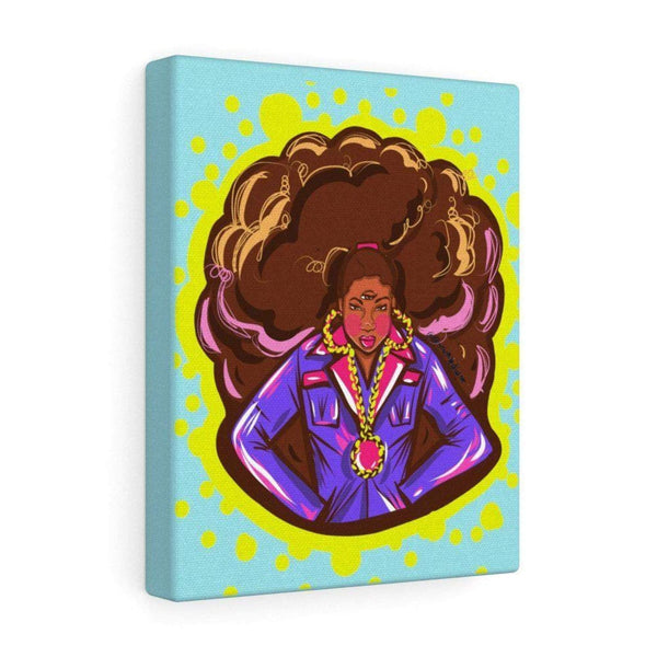 Third Eye Open Canvas Gallery Wraps - 8″ × 10″ / Premium