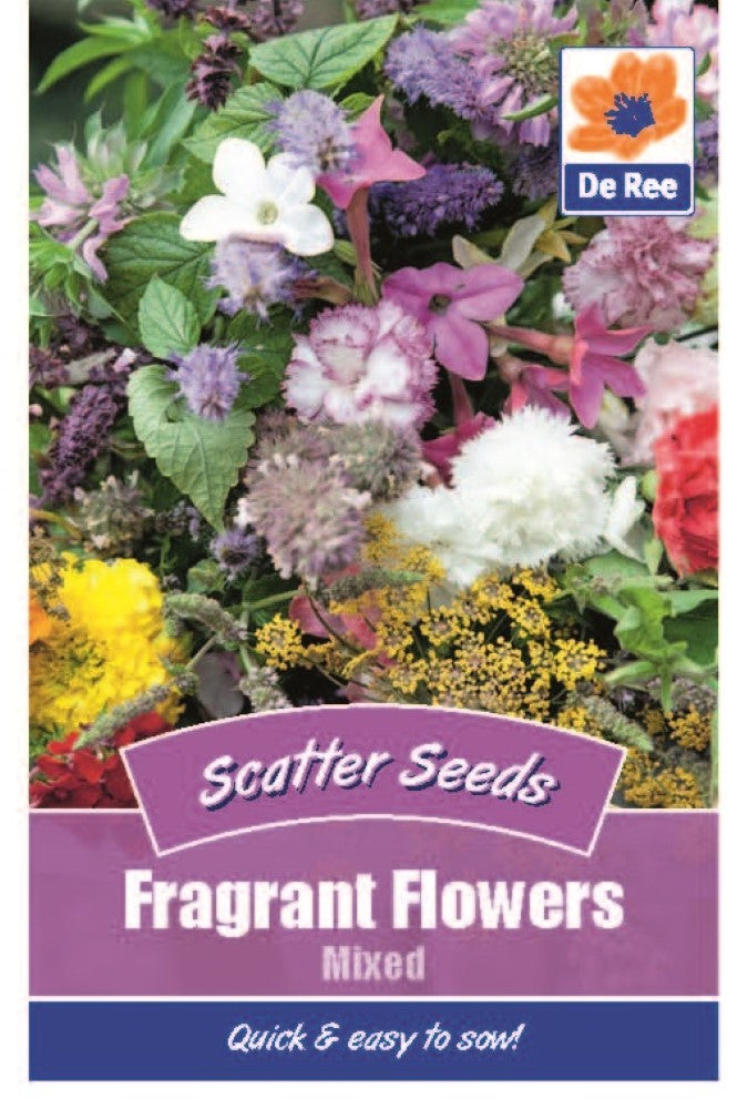 Fragrant Flowers: Mixed