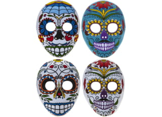1 x Day of the Dead Mask