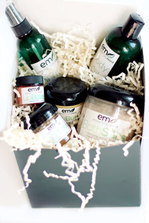 Relaxation Spa Gift Box