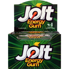 Jolt Energy Gum Spearmint 12 Pack
