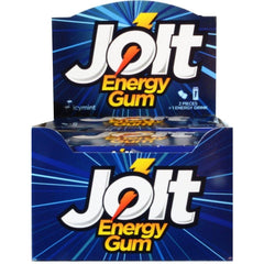 Jolt Energy Gum Icy Mint 12 Pack