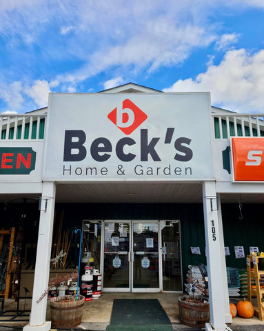 Beck's Store Front