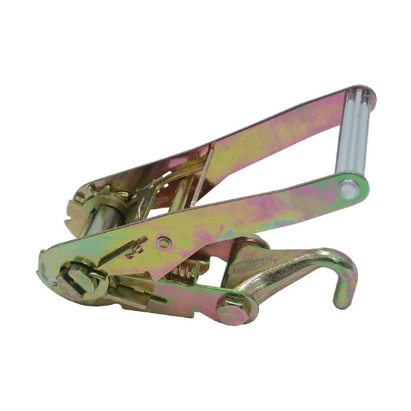 2'' Ratchet Buckle with Drop Forged Finger Hook