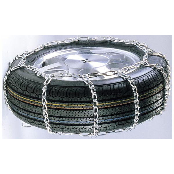 A Pair of Passenger Car Tire Chains 1118
