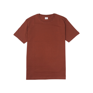 Basic Short Sleeve Terracotta